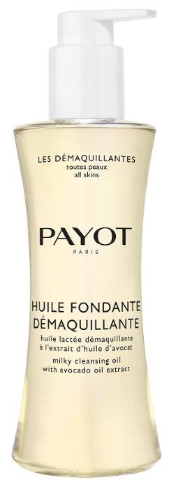 Payot масло молочко очищающее с экстрактом масла