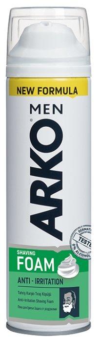 Пена для бритья Anti-Irritation Arko