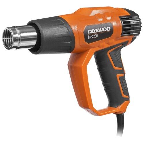 Строительный фен Daewoo Power Products DAF 2200 Case