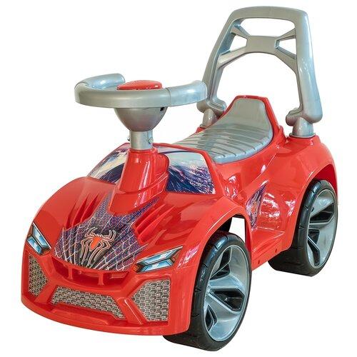Купить Каталка-толокар Orion Toys Ламбо (021) со звуковыми эффектами красный, Каталки и качалки
