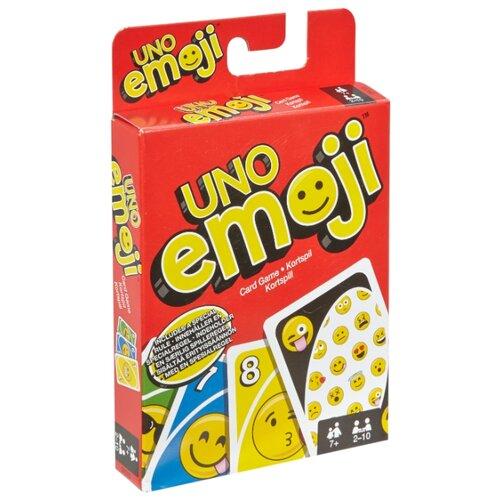 Настольная игра Mattel Uno Эмоции DYC15 игра настольная mattel games mattel games mp002xg00ogy