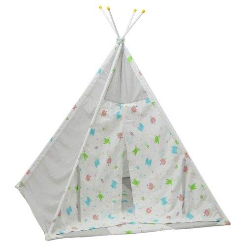 Купить Палатка Polini Монстрики серый, Игровые домики и палатки