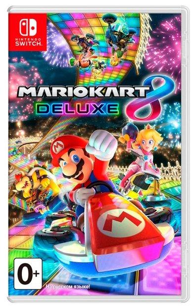 Mario Kart 8 Deluxe фото 1