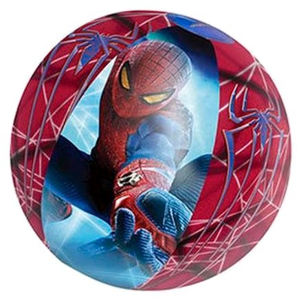 Мяч надувной Intex Спайдермен 98002