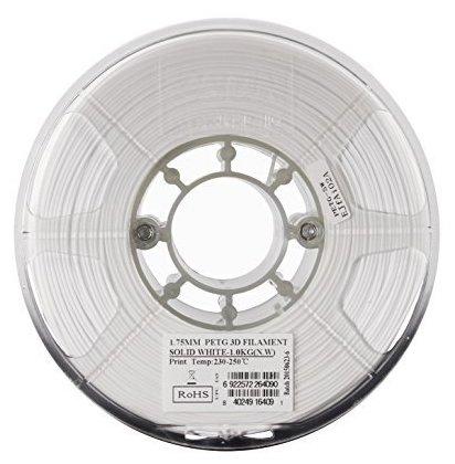 PETG пруток ESUN 1.75 мм белый