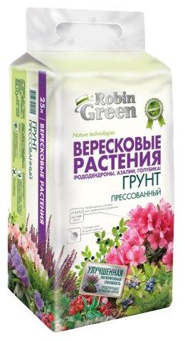 Грунт Robin Green Вересковые растения брикетированный