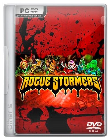 Black Forest Games Rogue Stormers