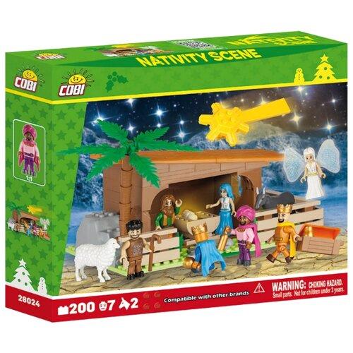 Купить Конструктор Cobi Nativity Scenes 28024 Сцена Рождества, Конструкторы