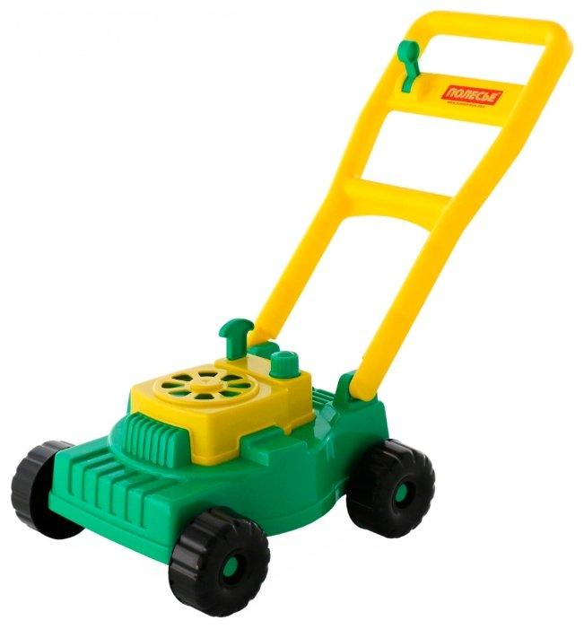 Каталка-игрушка Полесье Газонокосилка №5 (62628)
