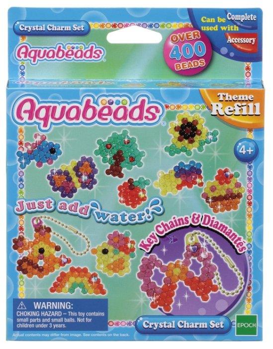 Набор для творчества AQUABEADS 79288 Потрясающие брелочки