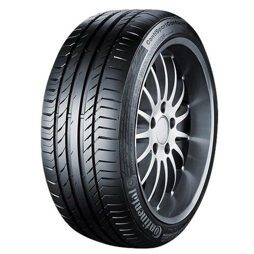 Автомобильная шина Continental ContiSportContact 5 265/60 R18 110V летняя