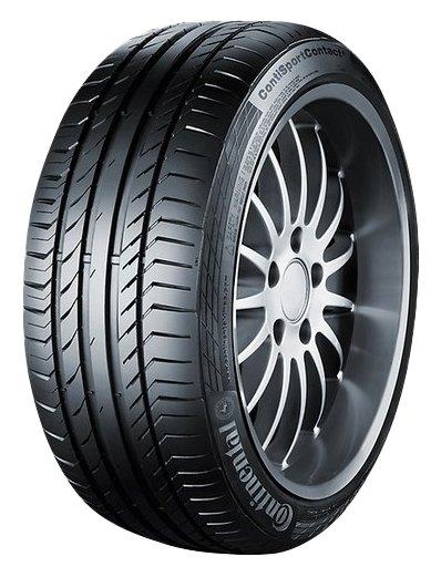 Автомобильная шина Continental ContiSportContact 5 255/35 R18 94Y