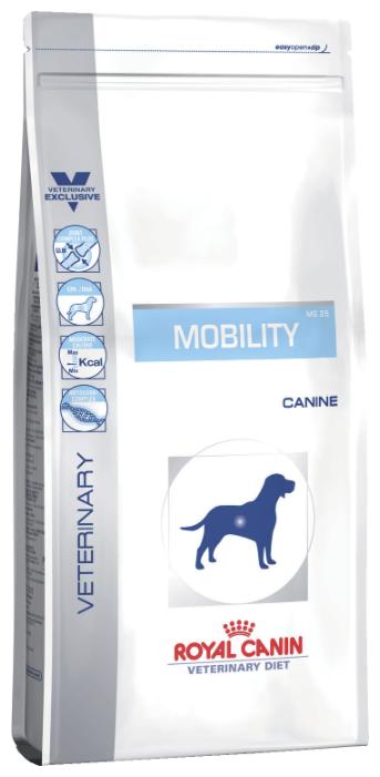 Корм для собак Royal Canin Mobility MS25 в период восстановления, при стрессе