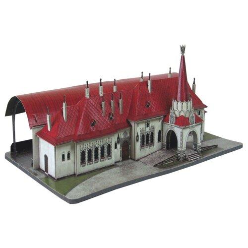 Сборная модель Умная Бумага Императорский павильон (332) 1:150Сборные модели<br>