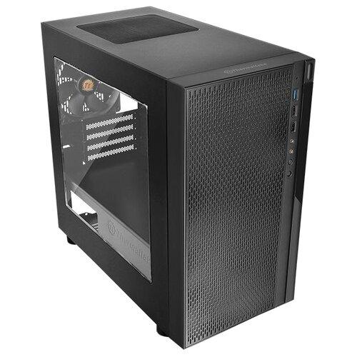 Компьютерный корпус Thermaltake Versa H18 CA-1J4-00S1WN-00 Black корпус thermaltake versa h18 ca 1j4 00s1wn 00 black