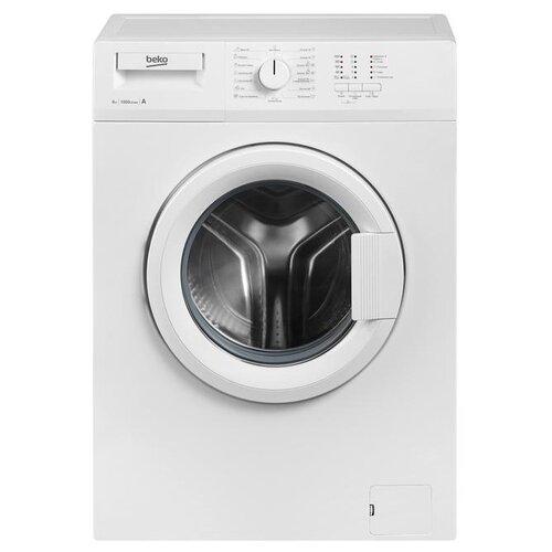 Стиральная машина Beko WRE 65P1 BWW стиральная машина beko wre 65p1 bww белый