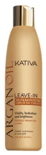 Kativa Argan Oil Оживляющий концентрат для волос