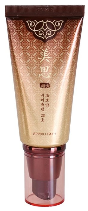 Missha BB крем Cho Bo Yang SPF 30, 50 мл