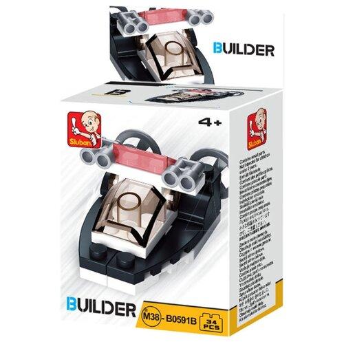 Купить Конструктор SLUBAN Builder M38-B0591B Лодка, Конструкторы