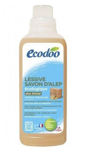 Гель для стирки Ecodoo универсальное с мылом Alep