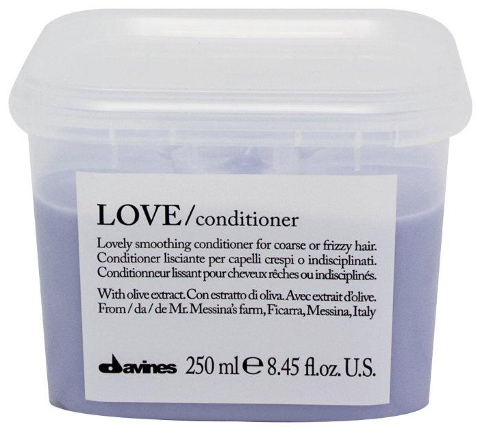 Davines Essential Haircare LOVE/conditioner - Давинес Кондиционер для разглаживания завитка, 250 мл