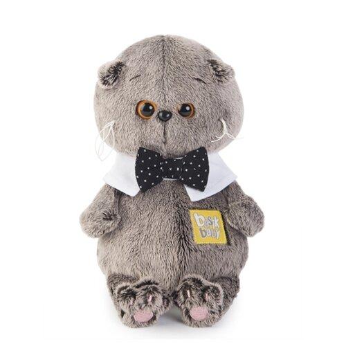 Купить Мягкая игрушка Basik&Co Кот Басик baby в воротничке 20 см, Мягкие игрушки