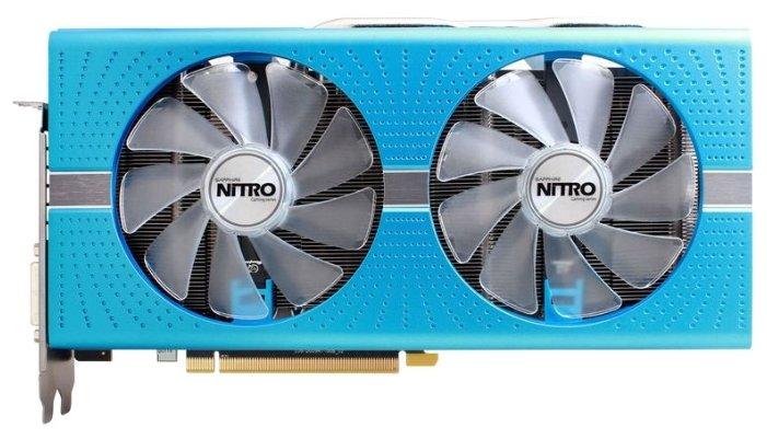 Sapphire Видеокарта Sapphire Nitro+ Radeon RX 580 1430Mhz PCI-E 3.0 8192Mb 8400Mhz 256 bit DVI 2xHDMI HDCP Special Edition