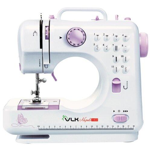 Швейная машина VLK Napoli 1400 швейная машина endever vlk napoli 1400