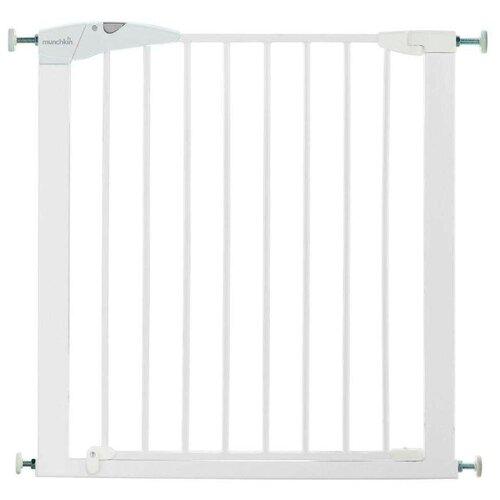 барьеры и ворота munchkin барьеры ворота easy close mck ext metal расширяющиеся Munchkin Ворота безопасности Maxi-Secure 75-82 см 11446 белый