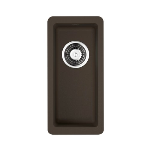 Врезная кухонная мойка 20 см OMOIKIRI Kata 20-U 4993374 темный шоколад
