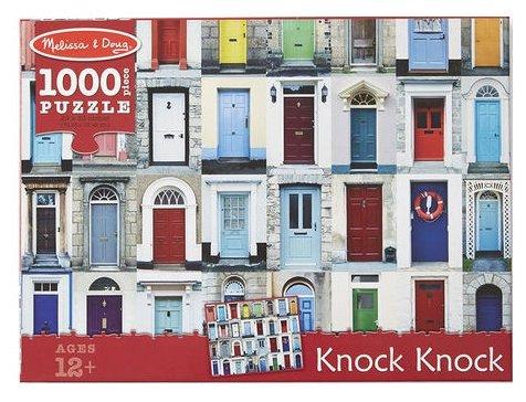 Пазл Melissa & Doug Стук в дверь (9092), 1000 дет.