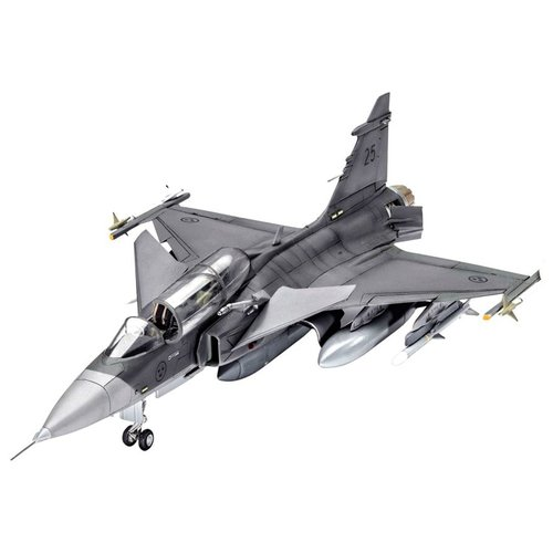 Купить Сборная модель Revell Saab JAS-39D Gripen TwinSeater (03956) 1:72, Сборные модели