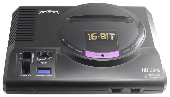 Игровая приставка SEGA Retro Genesis HD Ultra