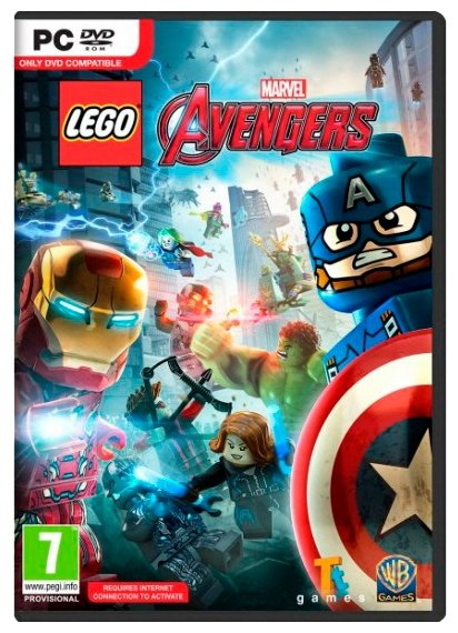 Warner Brothers LEGO® Marvel Super Heroes 2 (WARN_2822)
