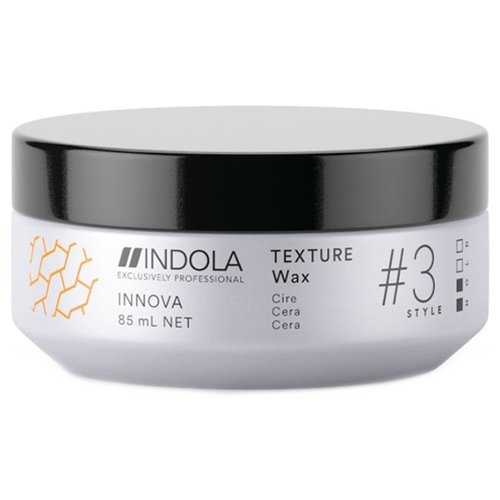 Indola Текстурирующий воск INNOVA TEXTURE #3 Style 85 млВоск и паста<br>