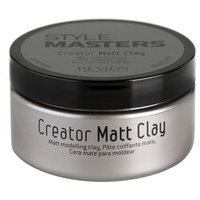 Глина Matt Clay для укладки волос Revlon Professional Style Masters Creator Ревлон Профессионал Стайл Мастерс Криэйтор Мэтт Клэй 85 гр.