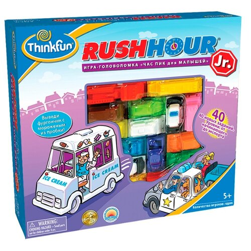 Головоломка ThinkFun Час Пик для малышей (5041-RU)