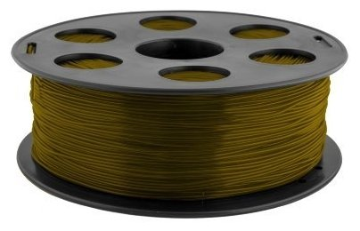 PLA пруток BestFilament 2.85 мм золотистый металлик