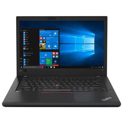 Купить Ноутбук Lenovo ThinkPad T480 (Intel Core i7 8550U 1800MHz/14 /1920x1080/16GB/512GB SSD/DVD нет/Intel UHD Graphics 620/Wi-Fi/Bluetooth/Windows 10 Pro) 20L5000ART черный