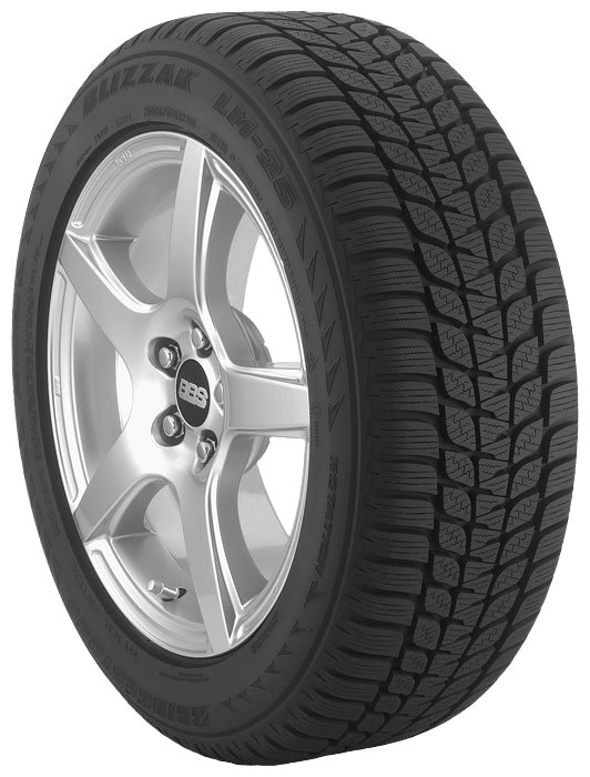 Bridgestone Blizzak LM-25 235/55 R18 100H