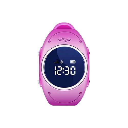Фото - Детские умные часы Smart Baby Watch Q520S розовый часы smart baby watch s4 зеленый