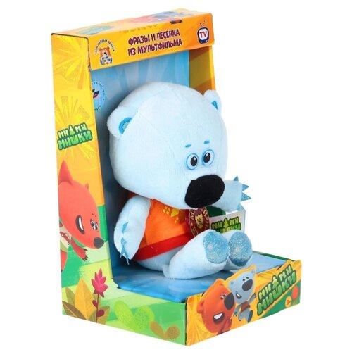 Купить Мягкая игрушка Мульти-Пульти Ми-ми-мишки Медвежонок Белая тучка 20 см в коробке, Мягкие игрушки