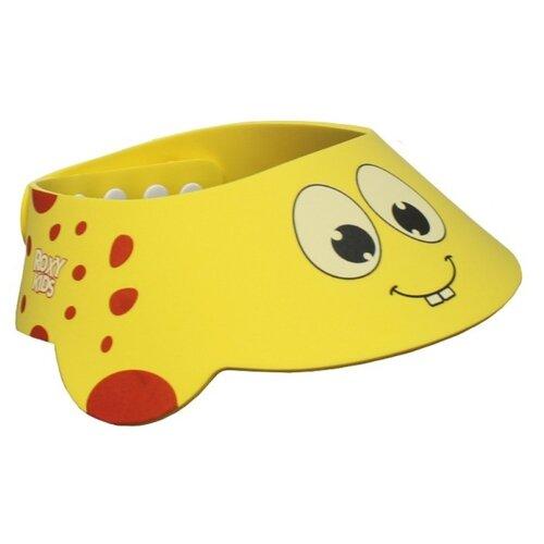 Козырек ROXY-KIDS RBC-492 желтый жирафик
