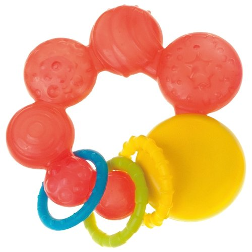 Купить Прорезыватель Canpol Babies Руль 56/132 красный, Погремушки и прорезыватели