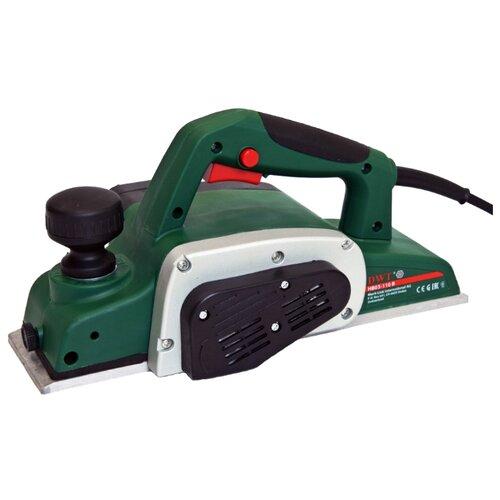 Электрорубанок DWT HB03-110 B зеленый.