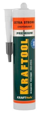 Монтажный клей Kraftool KraftNails Premium KN-901 суперсильный (310 мл)