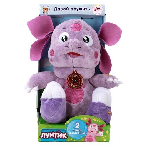 Мягкая игрушка Мульти-Пульти Лунтик 24 см, муз. чип, в коробке мягкая игрушка мульти пульти фиксики нолик 24 см в коробке