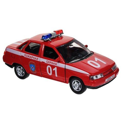 Легковой автомобиль Autogrand Lada 110 пожарная охрана (7866) красный