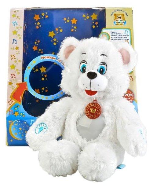 Игрушка-ночник Мульти-Пульти Лунный мишка 38 см