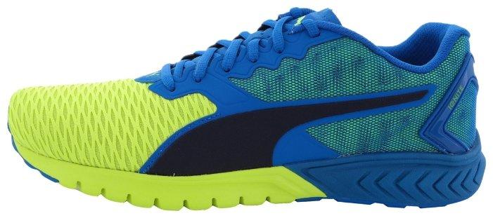 Тренировочная обувь для бега и спортивной ходьбы Беговые кроссовки Puma Ignite Dual NetFit 19000206 SR
